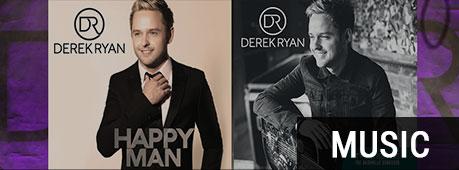 Derek Ryan Music