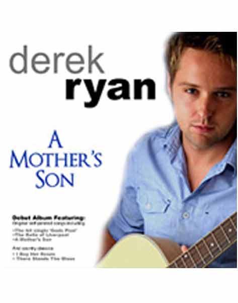 a mothers son cd derek ryan music