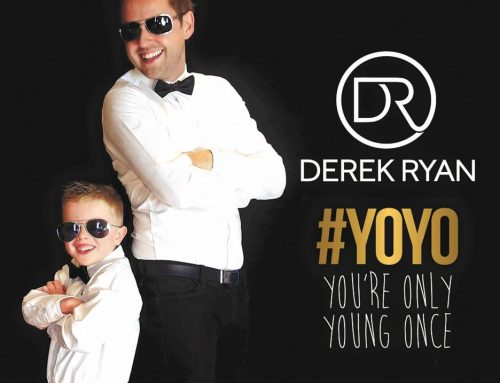 DEREK IS A 'HAPPY MAN' WITH THE RELEASE OF NEW SINGLE #YOYO