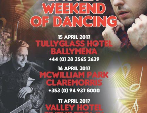 Derek Ryan's Easter Weekend of Dancing