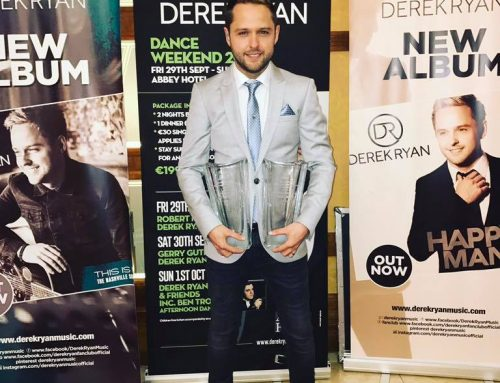 Derek Ryan Wins Big at the Hot Country Awards