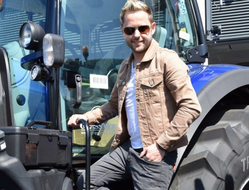 Derek Ryan Takes Country to the City for Farming Extravaganza