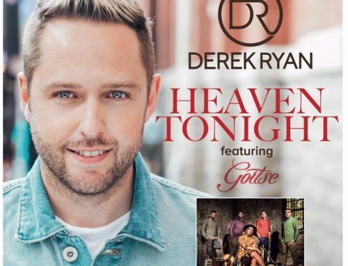 Derek Ryan's Latest Single 'Heaven Tonight'
