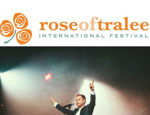 Derek Ryan set to win hearts at Rose of Tralee
