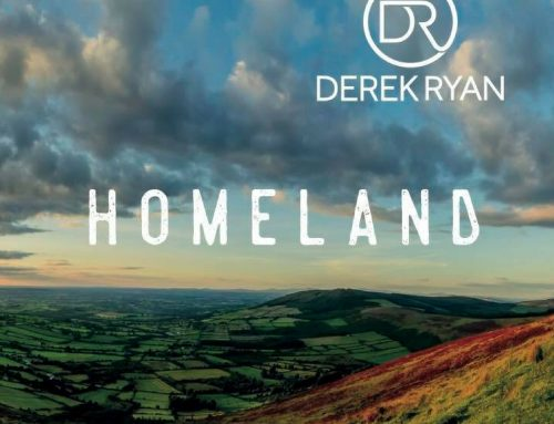 Derek Ryan's latest single 'Homeland'