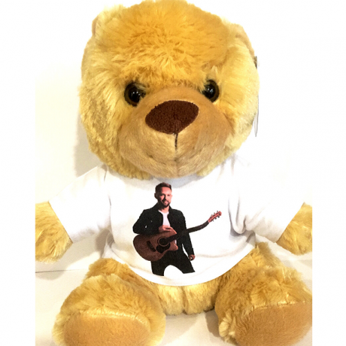 Derek Ryan Teddy Bear Merchandise