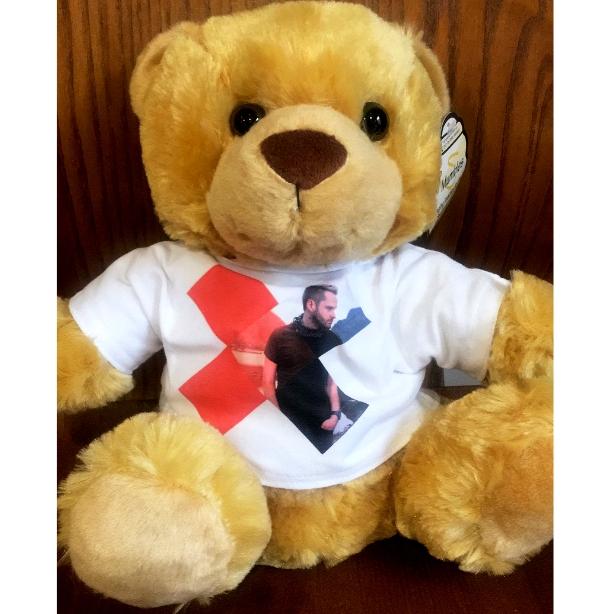 Derek Ryan Teddy Bear