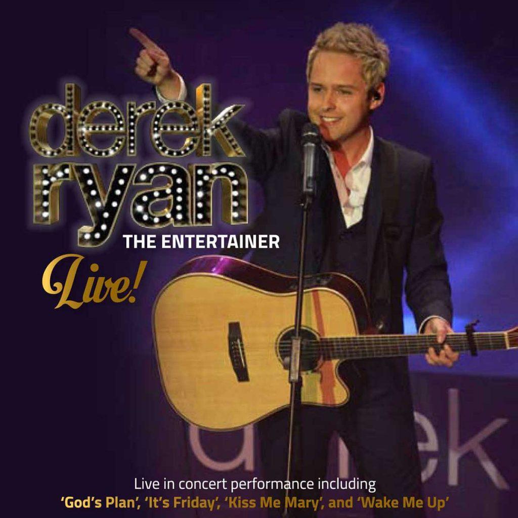 Derek Ryan - The Entertainer Live