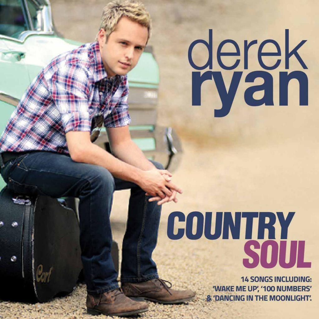 Derek Ryan Album - Country Soul