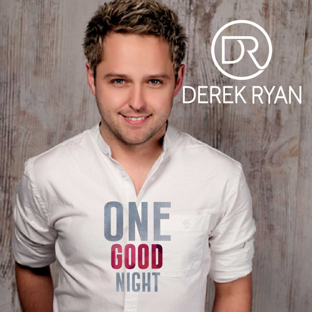 Derek Ryan - One Good Night album cover