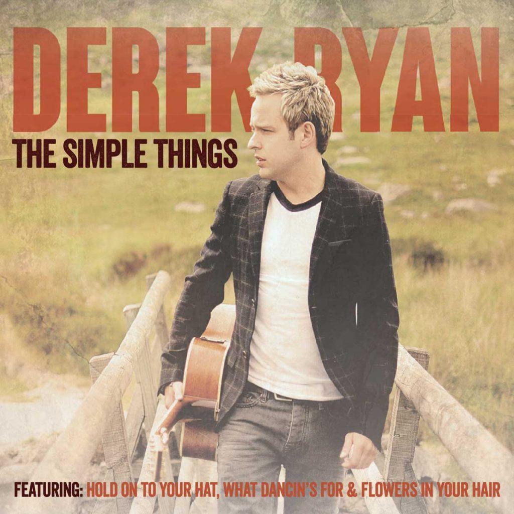 Derek Ryan - The simple things album cover