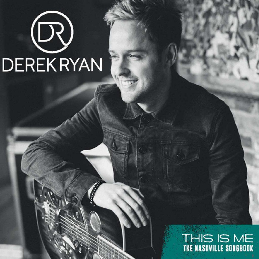 Derek Ryan - This is me - album cover
