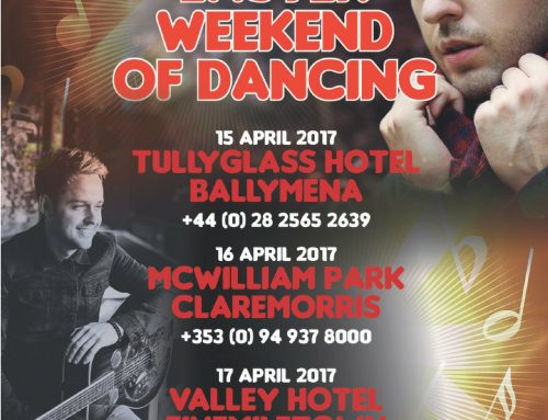 Derek Ryan's Easter Weekend of Dancing
