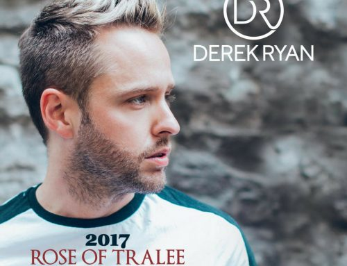 Derek Ryan is a winner at The Rose of Tralee's International Festival