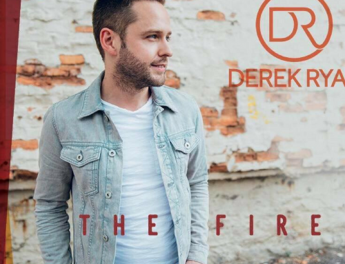 Review: 'The Fire' latest album from Derek Ryan!