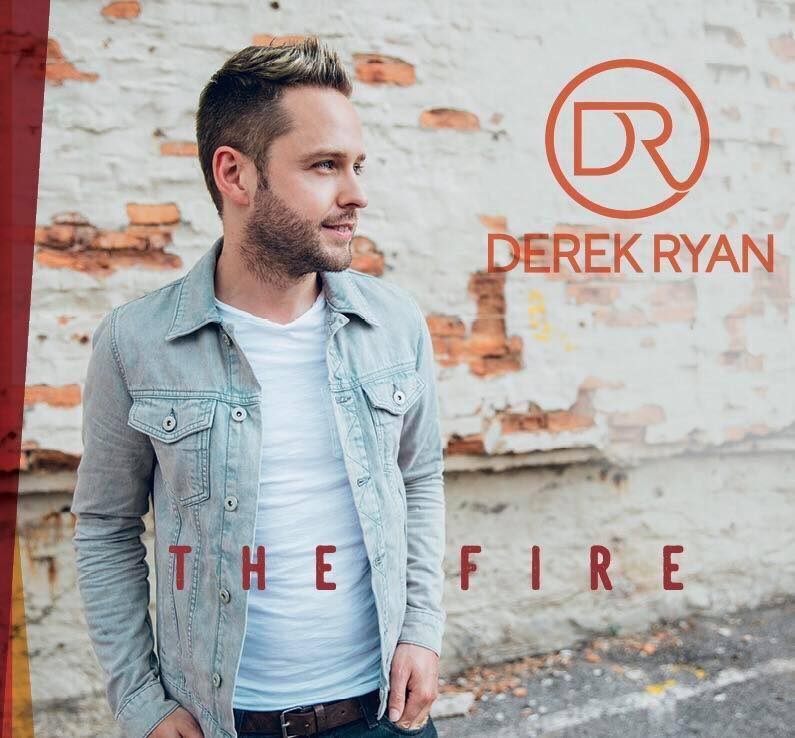 Derek Ryan - Happy Man album cover