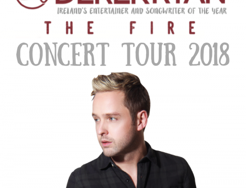 'The Fire' Irish Concert Tour 2018