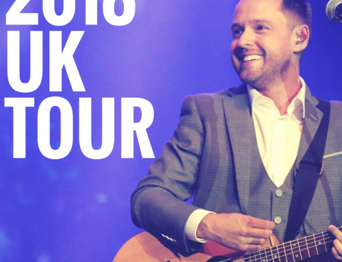 Derek Ryan 2018 UK Tour