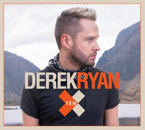Derek Ryan TEN album