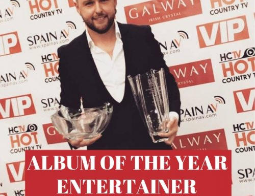 Derek and TEN win big at the Hot Country Awards 2019