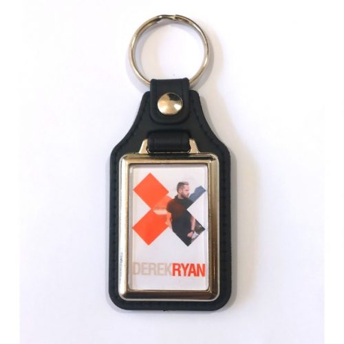 Derek Ryan TEN keyring