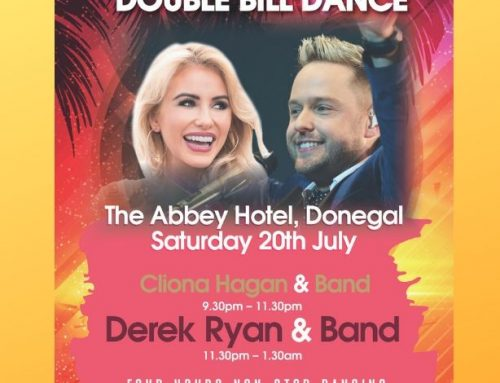 Derek is hosting first ever Summer Special Double Dance