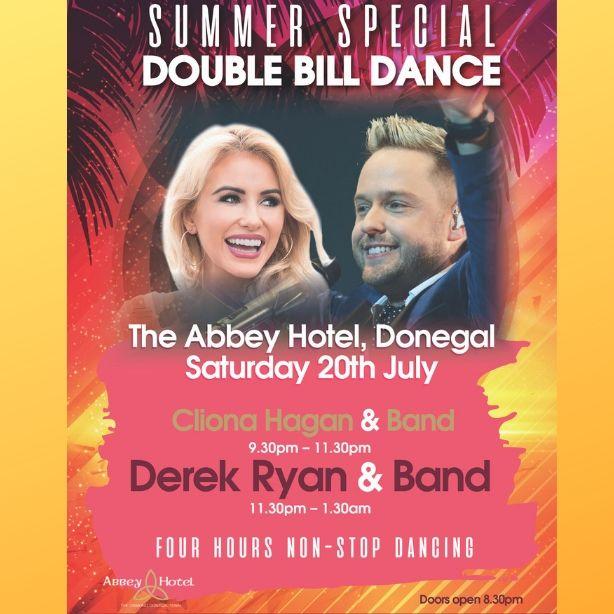 The Abbey Hotel Derek Ryan Dance