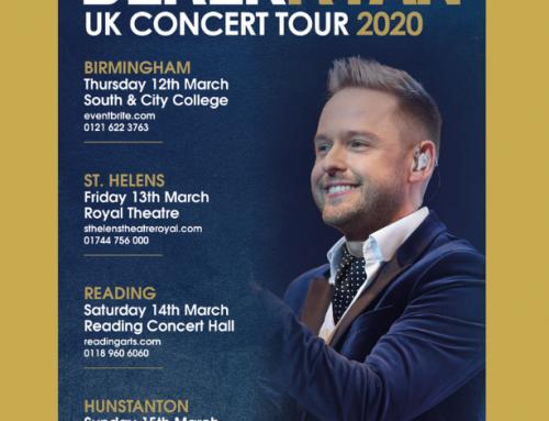 UK CONCERT TOUR 2020