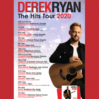 Derek Ryan Hits Tour 2020