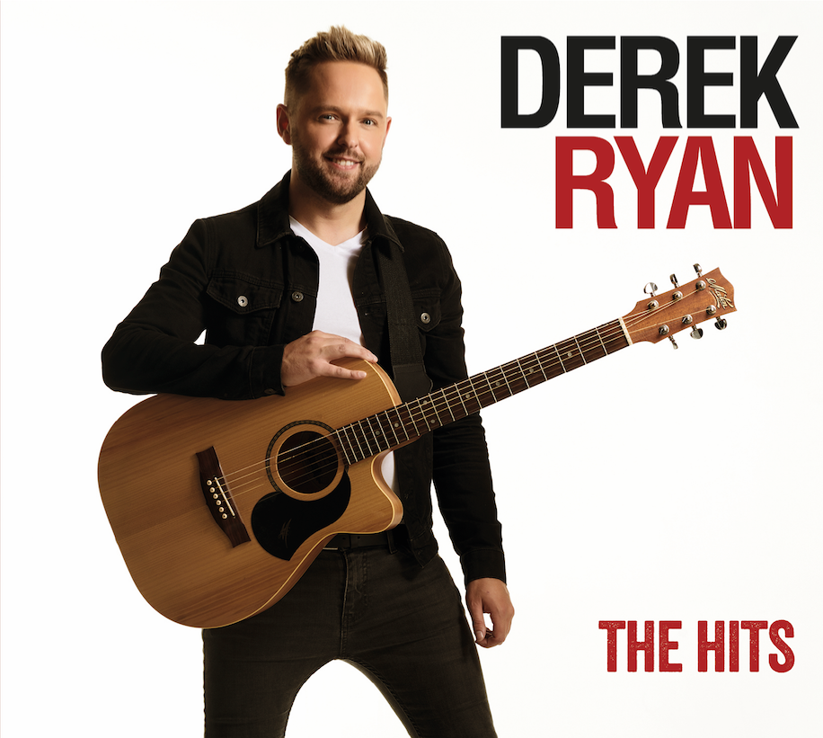 Derek Ryan The Hits CD New Album