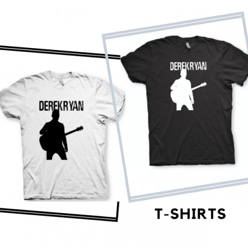Derek Ryan T-shirts