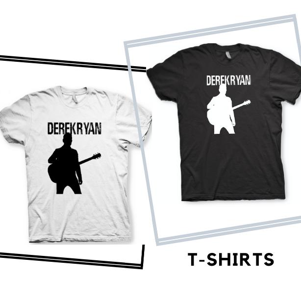 Derek Ryan T-shirts