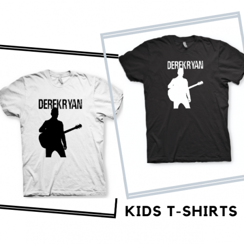 Derek Ryan Kids T-shirts