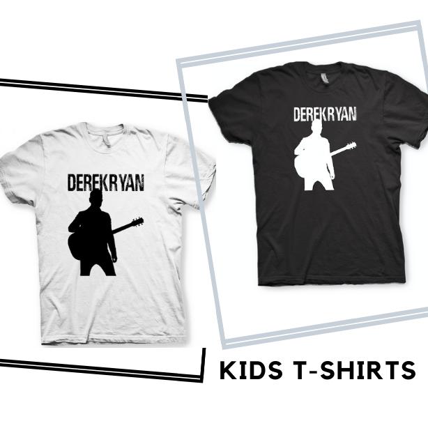 Derek Ryan Kids T-shirts
