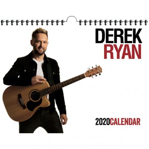 Derek Ryan 2020 CALENDAR
