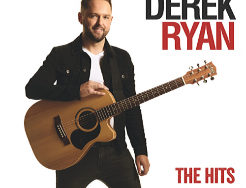 Derek releases brand new 'The Hits' album