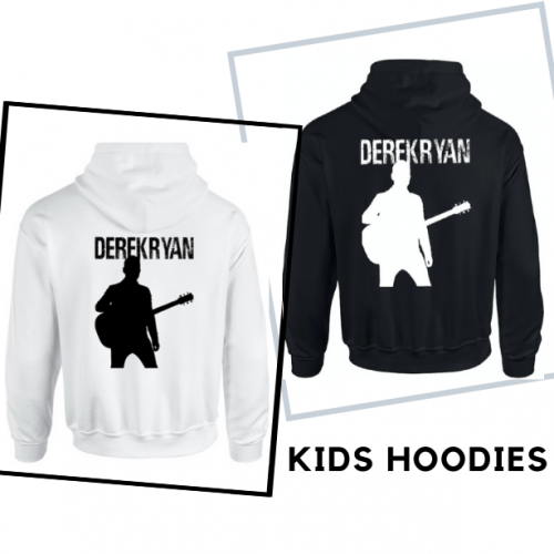 Derek Ryan kids hoodies