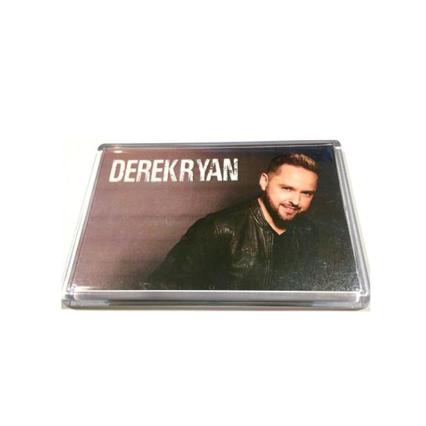 Derek Ryan fridge magnet