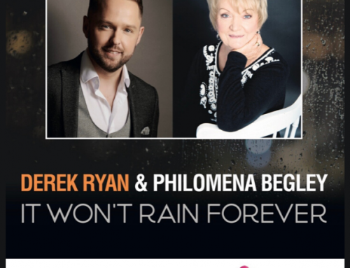 Derek and Philomena Begley sing of brighter days ahead on their new duet