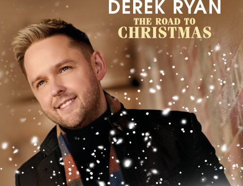 Derek on 'The Road To Christmas' with new festive album
