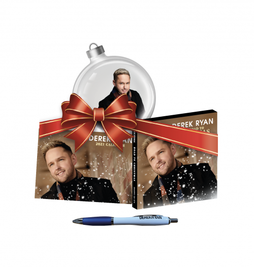 Derek Ryan Christmas Bundle