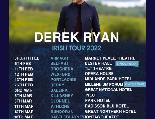 Irish Concert Tour 2022