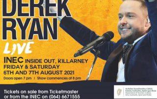 Derek returns to INEC Killarney