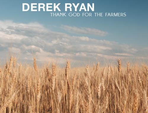 Derek 'Thanks God for the Farmers' on brand new single