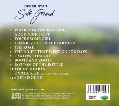 Derek Ryan new album