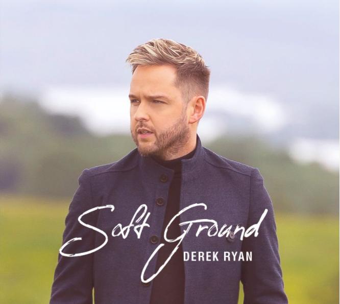 Soft Ground album - Derek Ryan Music