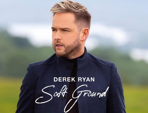 Derek's new album 'Soft Ground' available to PRE-ORDER now